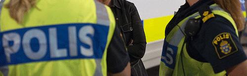 När någon blivit utsatt för ett brott, skall en polisanmälan göras