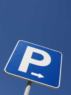 Parkeringsböter